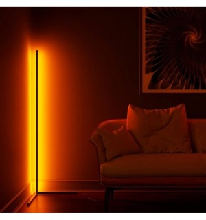 AquaLed Dekoratif RGB Animasyonlu LED Lambader
